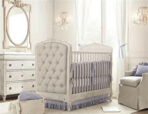 chambre bébé bleu idées de décoration chambre bébé de style vintage
