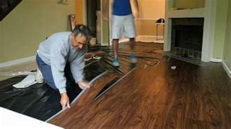 installing floating vinyl plank flooring for small spaces living room design with exposed