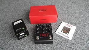 Carte A Pedale : test de la p dale rythmique et looper pour guitare digitech trio audiofanzine ~ Melissatoandfro.com Idées de Décoration