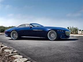 mercedes tech support mercedes maybach just unveiled a stunning convertible concept car to rival tesla business insider