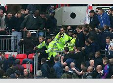 Newcastle fans top the table for footballrelated arrests