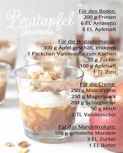 Dessert Für Viele : rezept k stliches bratapfel tiramisu apfel rezepte apple recipes ~ Orissabook.com Haus und Dekorationen