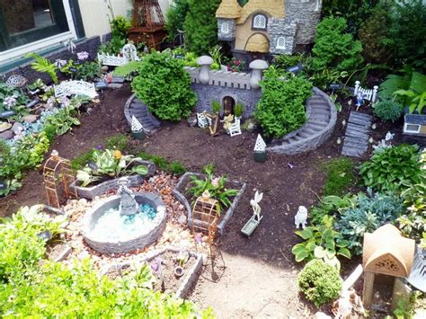 How To Make The Beautiful Fairy Garden Ideas
