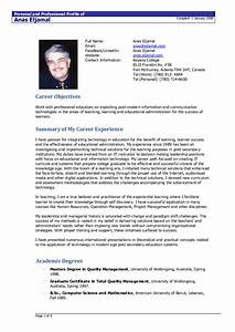 cv templates doc http webdesign14com With resume format template doc