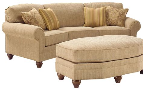 round loveseat with ottoman small round sofa definitely will have a curved sofa ger