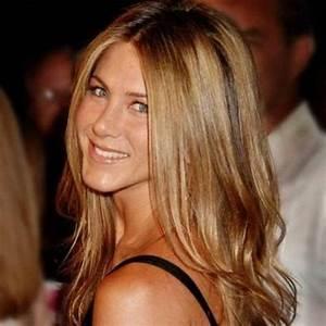 Blonde Caramel Hair Jennifer Aniston Hair color. | My ...