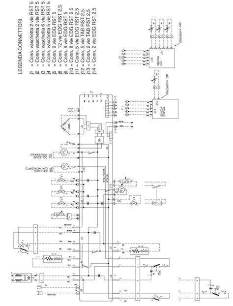 disjoncteur pour lave linge schema electrique lave linge