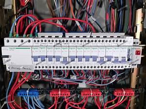 Tableau Electrique Triphas Schneider Achat Electronique