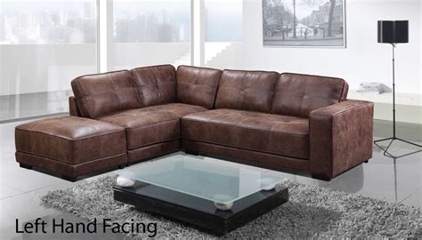 Cheap Leather Settees by New Cheap Carlton Large Leather Corner Sofa With