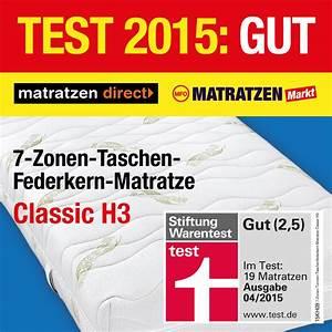 Stiftung Warentest Matratzen 2015 : gutes ergebnis f r matratze von matratzen direct und mfo matratzen markt gateo ~ Eleganceandgraceweddings.com Haus und Dekorationen