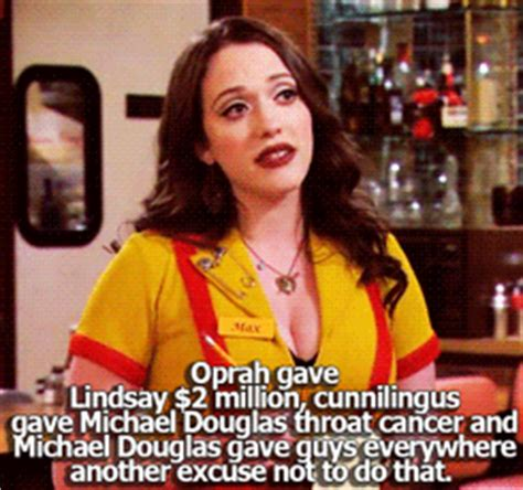 Two Broke Girls Memes - gif celebrities funny popular hilarious television tv show love this 2 broke girls max black