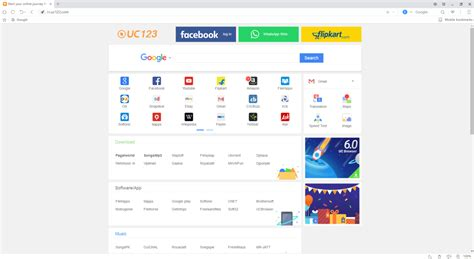 web for pc uc browser
