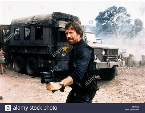 chuck norris braddock chuck norris braddock missing in action iii 1988 stock