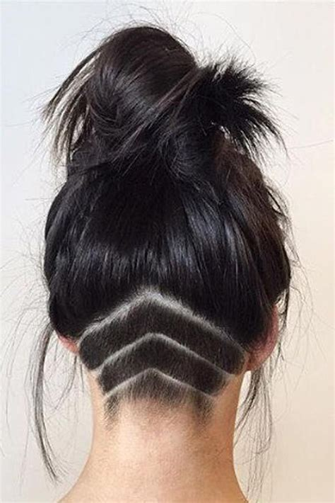 33 stylish undercut hair ideas for women hair undercut