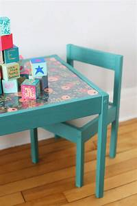 Diy Childrens Table And Chairs - Home Design
