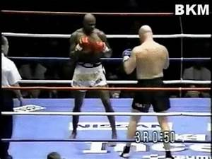 Are there any fighters with Ernesto Hoost style combos ...