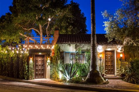 cabins los angeles this style house in silver lake has an amazing