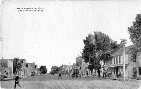penny postcards  kingsbury county south dakota