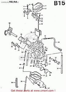 Suzuki Dr350 1991  M  Carburetor  Mode