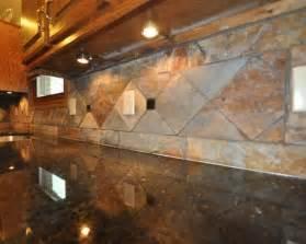 slate tile kitchen backsplash gallery for gt gray slate tile backsplash