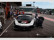 Lamborghini Huracan GT3 Race Car Rendered autoevolution