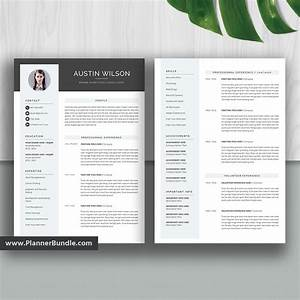 Creative Resume Template Downloads Resume Templates2020 Professional Resume Bundle Cover