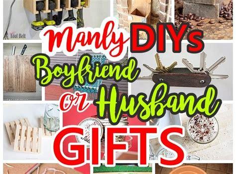 Do it yourself gift ideas eskayalitim manly do it yourself boyfriend and husband gift ideas solutioingenieria Choice Image
