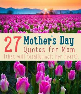 27 Perfect Mother's Day Quotes   DIY Card Crafts   DIY ...