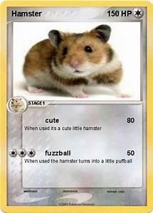 Pokémon Hamster 53Pu9 - cute - My Pokemon Card