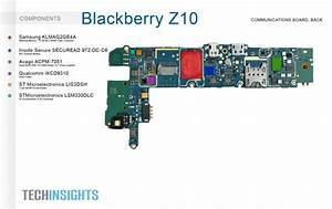 Blackberryvzla  Blackberry Z10 Muestra Sus Componentes