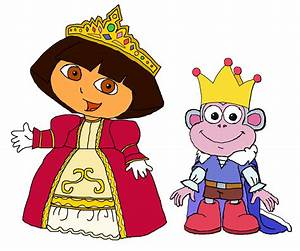 American top cartoons: Dora the explorer
