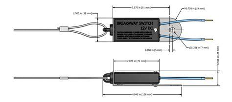 Trailer Breakaway Switch Wiring Diagram Somurich
