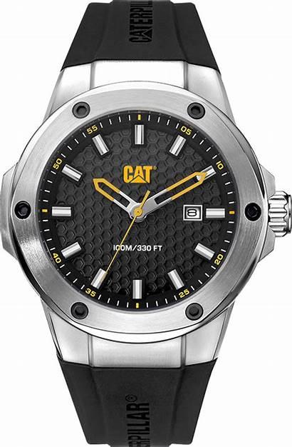 Aa Caterpillar Cat Reloj Navigo Catwatches Inoxidable