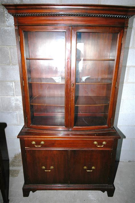antique china hutch value decorations antique style of duncan phyfe buffet for home