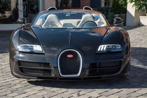 Bugatti For Sale Los Angeles by Bugatti Veyron Vitesse Le Diamant Noir For Sale