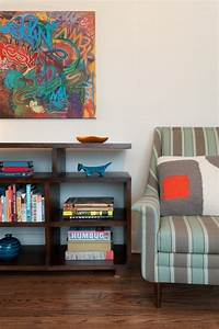 Like The Unexpected Art And The Rooms Color Scheme Home