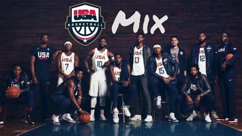 team usa basketball  nation olympics mix hd gold
