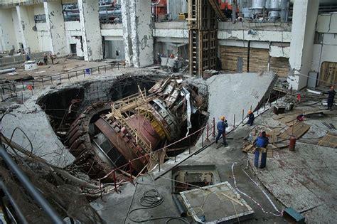Девять лет назад произошла техногенная катастрофа на СаяноШушенской ГЭС. Новости. Первый канал