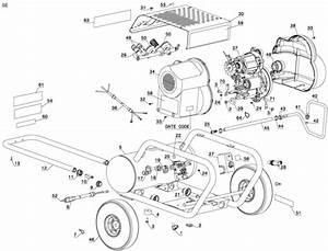 Dewalt D55146 Compressor  Type 4  Parts And Accessories At