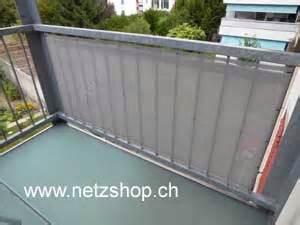 sichtschutz balkon glas sichtschutz balkon