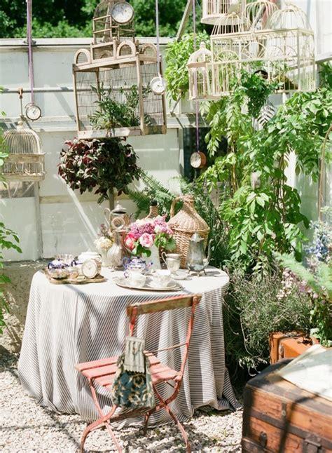 Pergola Mediterranes Flair Fuer Den Garten by 40 Beispiele F 252 R Shabby Chic Garten Mit Vintage Flair