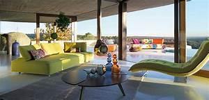 escapade grand canape 3 places roche bobois With tapis de yoga avec canapé convertible la roche bobois