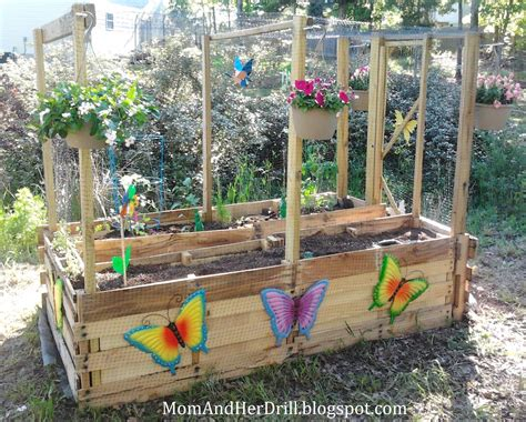 Kid-size Critter Proof Veggie Garden