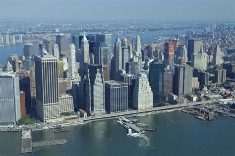 New York Innove Avec Des Gratteciel Antiinondations