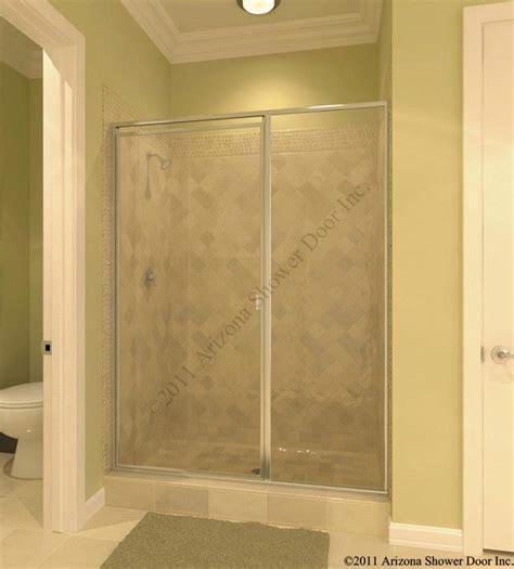 arizona shower doors deluxe bath arizona shower door