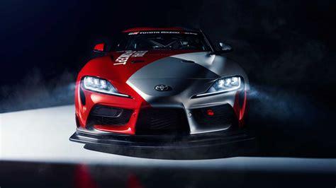 Toyota Hiace 4k Wallpapers by بالصور تويوتا تطرح نسخة من سيارة Supra لسباقات الرالي