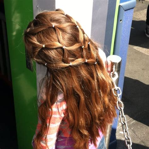 Rubber Band Hairstyles For by Rubber Band Weave My Style