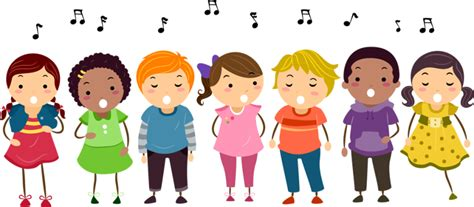 image result  children singing images primary songs