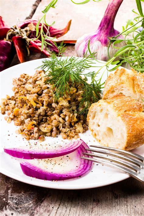 oignon blanc cuisine cuisine russe gruau de sarrasin bresd oignon et