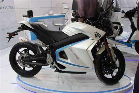 New Electric Sports Bike From Japan